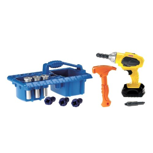 Fisher Price Drillin Action Tool Set