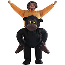 YEAHBEER Inflatable Halloween Costume Adult and Children Carry On Animal Fancy Dress Costumes