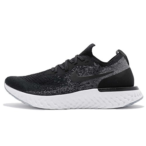 001 React Sneakers Dark Herren Platinum Black Grey NIKE Flyknit Pure Mehrfarbig Epic IqPWwWEH