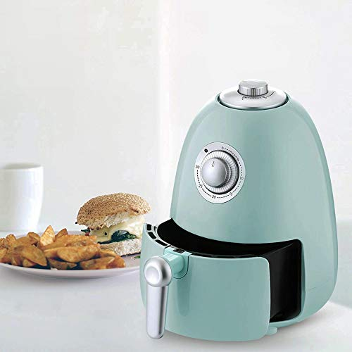 Air-Fryer-22QT-with-Cookbook-Compact-Electric-Air-Fryer-Oven-Cooker-with-Temperature-Control-Non-Stick-Fry-Basket-Auto-Shut-off-Function-Blue