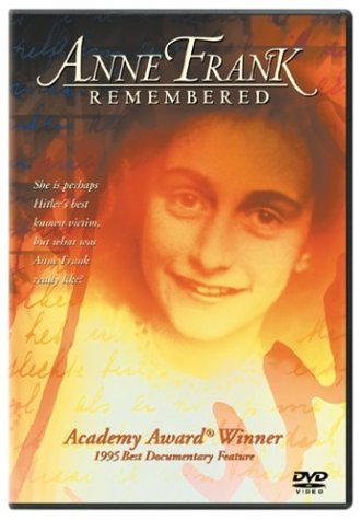 Price comparison product image Anne Frank Remembered