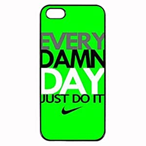 just do it.. Case Cover For iPhone 4 4S , Diy Customzation Case