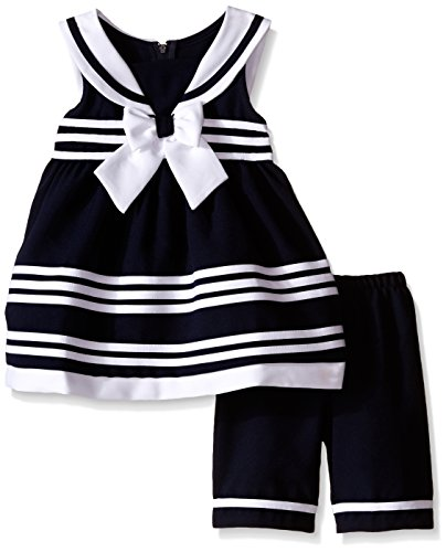 Nautical Dress Set - 5