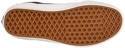 Gris Mixte Hautes hi Blanc Leather Sk8 Baskets asphalt Adulte Reissue Vans 4nfPBxw