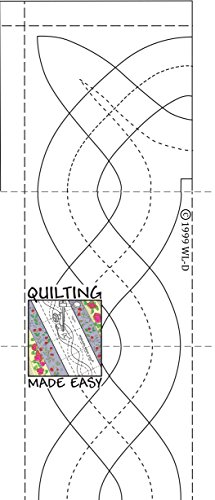 Borders Made Easy Pattern Number 101 by Quilting Made Easy