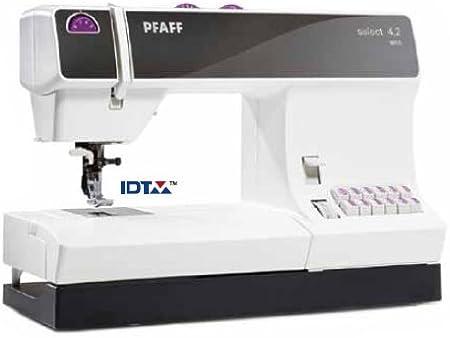 PFAFF Máquina de Coser Select 4.2 - Cuidado de la Ropa - Los ...