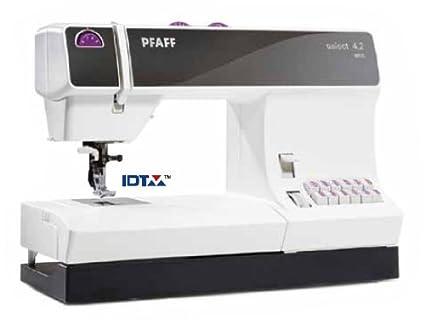 PFAFF 7393033086022 - Máquina de Coser Select 4.2