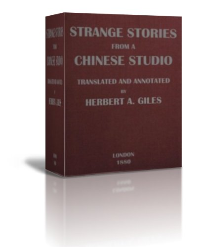 Strange Stories from a Chinese Studio (Volumes I and II)