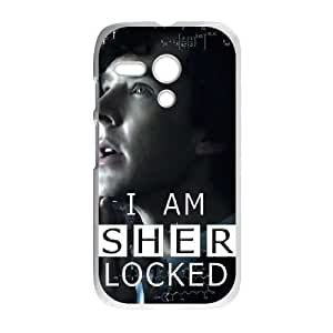 Motorola G phone cases White Sherlock cell phone cases Beautiful gifts YWRD4653136