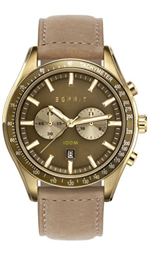 Esprit Mens Analog Casual Quartz Watch (Imported) ES108241003