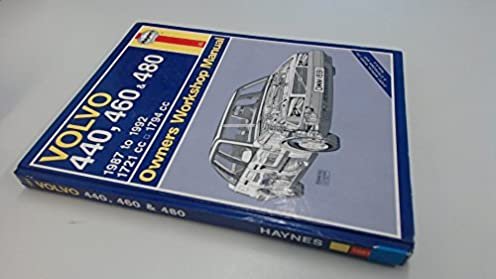 volvo 440 460 and 480 owners workshop manual service repair rh amazon com volvo 460 service manual pdf volvo 460 service manual free download