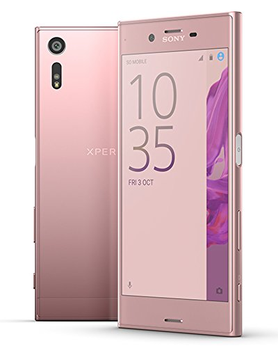 Sony Xperia XZ F8332 64GB Deep Pink, 5.2, Dual Sim, GSM Unlocked International Model