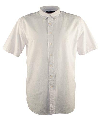 UPC 889043748526, Polo Ralph Lauren Men's Big And Tall Short Sleeve Seersucker Shirt-WW-4XLT