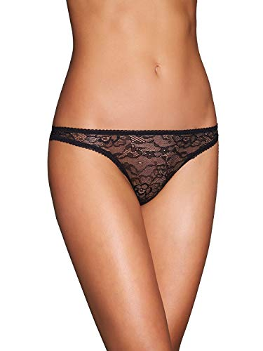Fredericks Of Hollywood Womens Lace Thong Panties - Ladies Sexy Lingerie