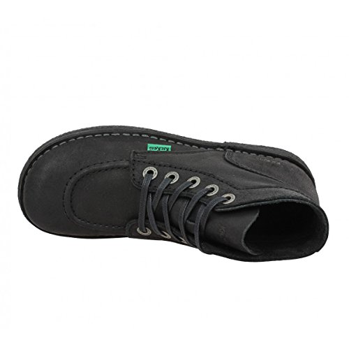 Kickers Legendiknew de baloncesto, color negro Negro - negro