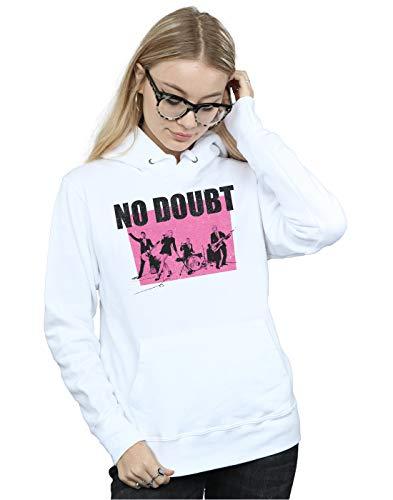 Ska Mujer Square No Capucha Blanco Pink Doubt ZxTTIn1