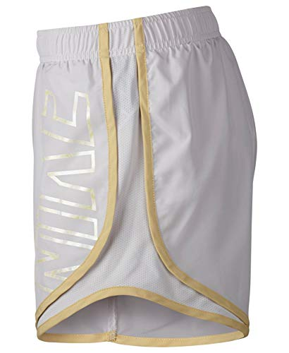 lemon Grey yellow Short Nike Women's Tempo Wash wUXqq84g