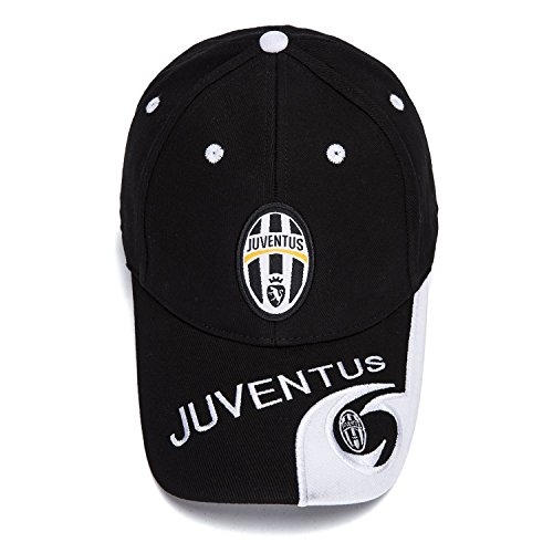 FOOT-ACC Juventus Cap Soccer Cap Hat New Season - Embroidered Authentic Caps Black Baseball Cap