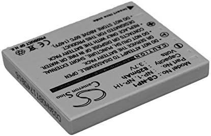 Akku kompatibel mit Konica Minolta Dimage X1