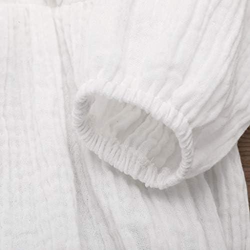 ベビー服 ロンパース ベビー Caixiaofei 無地 ワンシー 赤ちゃん ストライプ ピット 少女 フリル ジャンプスーツ 可愛い クリスマス ハロウィン ダンスパーティー 演奏 仮装 人気