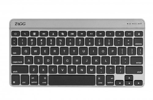ZAGGkeys PRO Bluetooth Keyboard for iPad 2 and iPad (3rd/4th generation) ZKPROALUM101 (Zagg Pro Plus For Ipad 2 3 4)