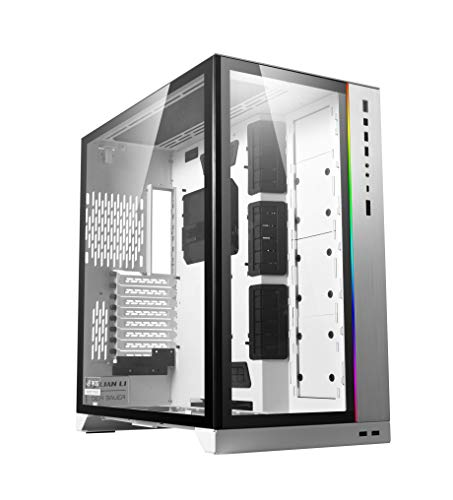 Lian Li O11 Dynamic XL ROG Certified (White) ATX Full