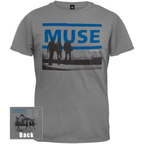 Old Glory Muse The Resistance T-Shirt Tour 2010