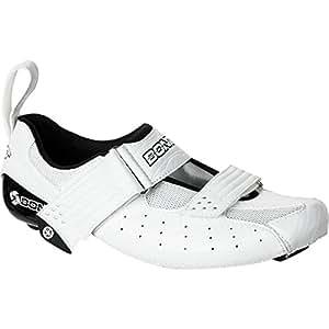 Amazon.com: Bont Riot TR Cycling Shoes - Men's White, 42.0