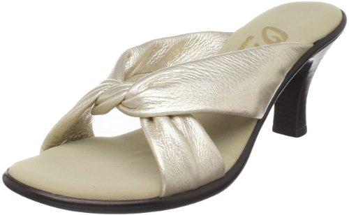 Sandalo Platino In Velluto Mod