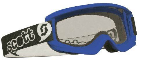 Scott Pee Wee Agent Mini Youth Goggles (Blue), Outdoor Stuffs