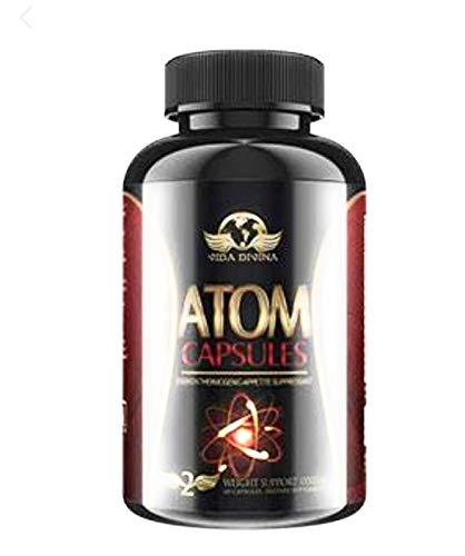 Capsulas Atom - Te Divina - 30 capsulas en bolsa - V