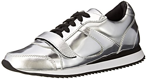Charles David Women's Hot Walking Shoe Silver