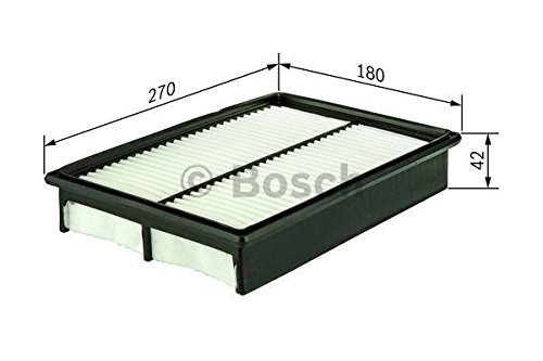 Bosch F 026/400/347/Filtro de aire