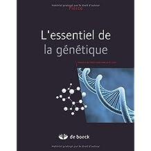 Essentiel de la genetique (l')