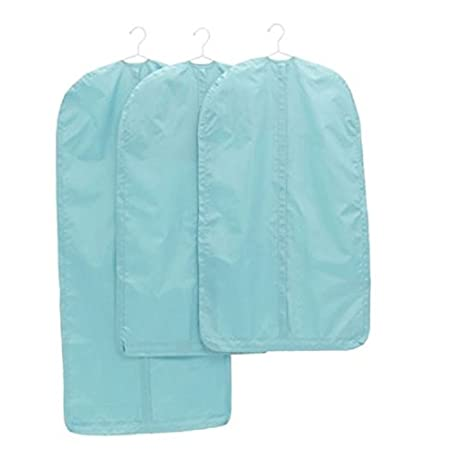 Ikea Skubb Garment Bag Set Of 3 Closet Clothes Covers Travel Storage 4  Colors ( Light