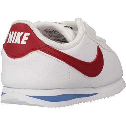 Bambini Running Scarpe Bianco varsity Cortez Basic varsity – white black tdv Red Nike 103 Unisex Royal Sl 8RzXx