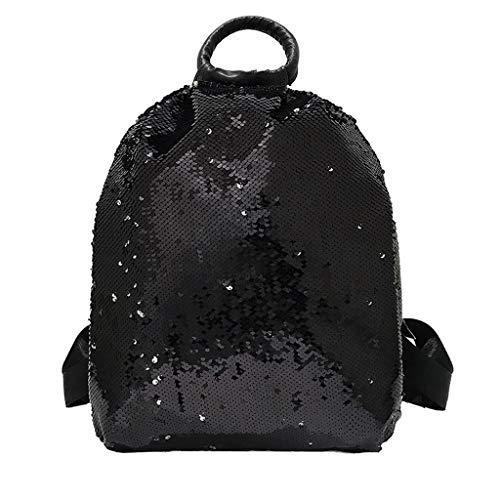 (Schoolbag Fashion Lady Anti-Theft Backpack Leisure Travel Bag Fashion Ladies Hat Bookbag for Boys Teens nikunLONG)