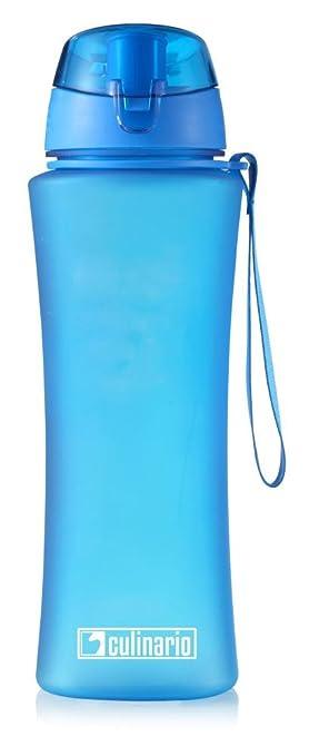 culinario Trinkflasche Flavour 700 ml in grün Wasserflasche Sportflasche
