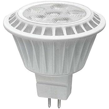 tcp led712vmr16v27kfl mr16 led bulb bi pin 7w 50w equiv dimmable 2700k 500 lm. Black Bedroom Furniture Sets. Home Design Ideas
