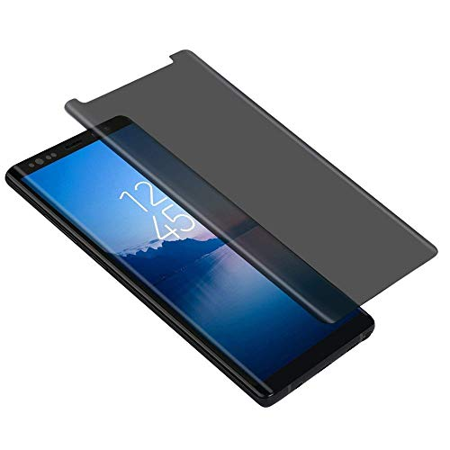 Kacowpper HD Privacy Screen Protector Replacement for Galaxy Note 9,Anti Spy,Anti-Scratch,Bubble Free Halloween Hot Sale!!!