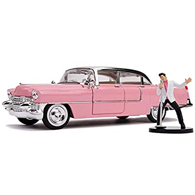 1955 Cadillac Fleetwood W/Elvis Figure: Toys & Games