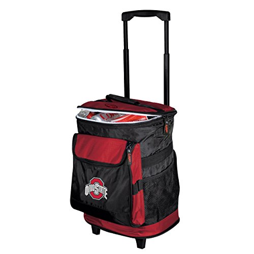 Logo Brands 191-57 NCAA  Ohio State Buck - Ohio State Buckeyes Cooler Shopping Results