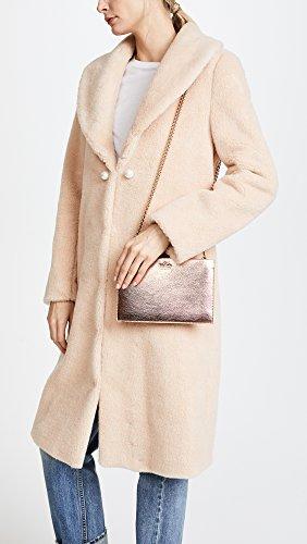 Taille Femmes Rose Kate New mini Spade Une LMSI Or pochette York FwUf1BpUcv