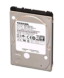 "Toshiba MQ01ABD 750 GB 2.5"" Internal Hard Drive from Toshiba"