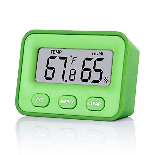 Newest design senbowe digital indoor humidity monitor for Indoor design temperature