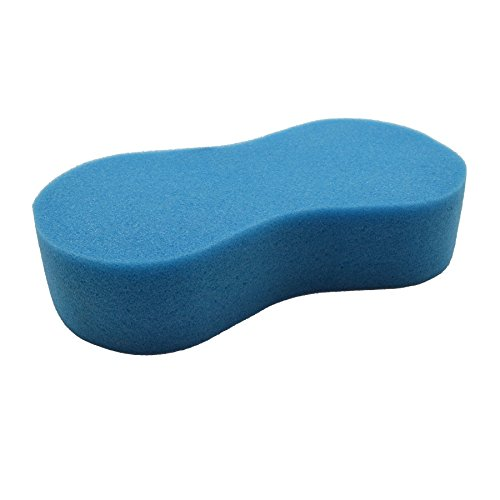 Grande éponge bleue multi-usage pour nettoyer la voiture / la maison x5