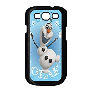 Customize Frozen Snowman Back Cover Case for SamSung Galaxy S3 I9300 JNS3-1330 by Maris's Diary