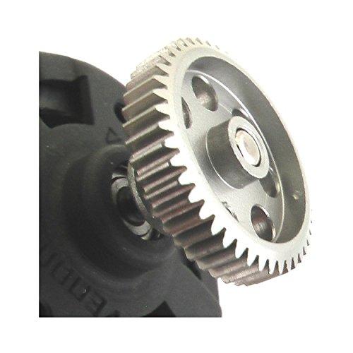 Hot Racing 46t 64p Hard Anodized Aluminum Pinion Gear ()