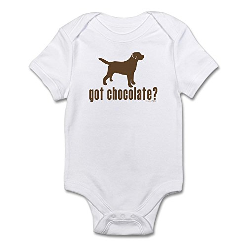 - CafePress Got Chocolate Lab? - Cute Infant Bodysuit Baby Romper