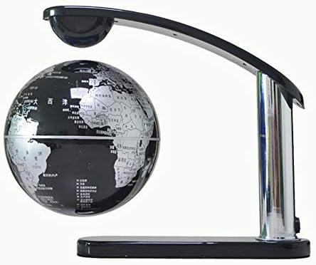 XAJGW Levitación magnética Mapa del Mundo Flotante Globo con Forma ...
